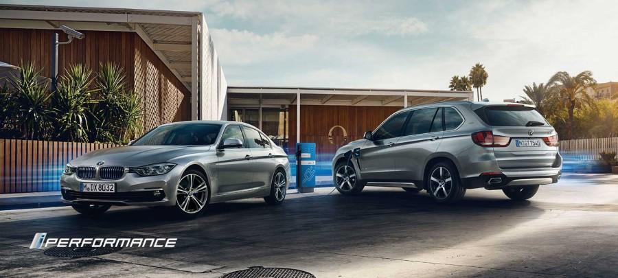 BMW iperfomance MoreEV rebate