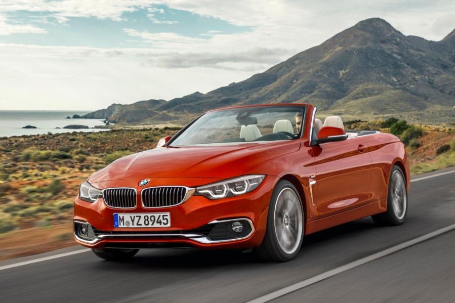 2018 BMW 4 series LCI 430 440
