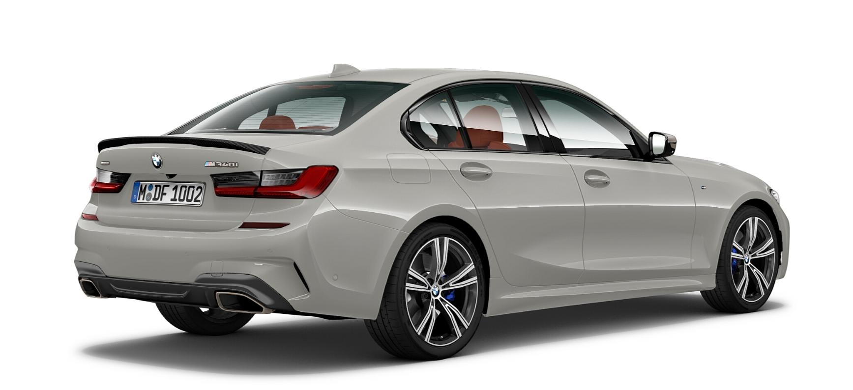 BMW Individual rear